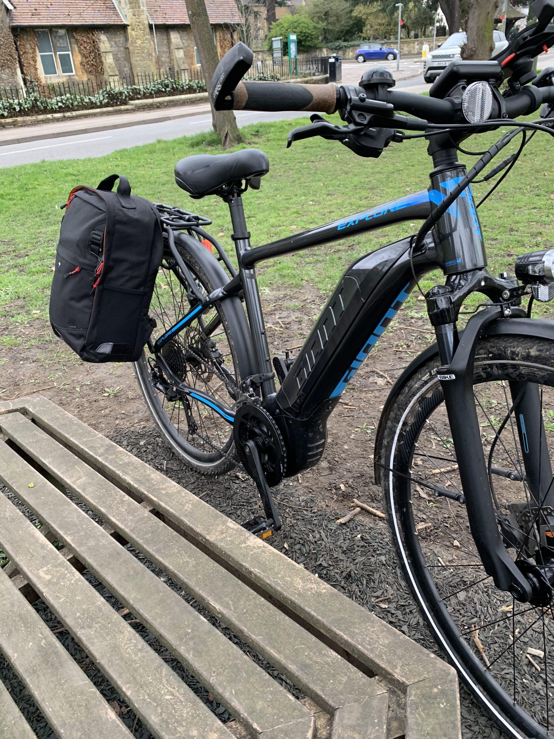 What is a electric hybrid bike
