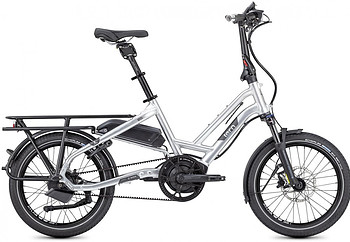what is an electric folding bike
