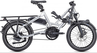 what is a folding electric bike