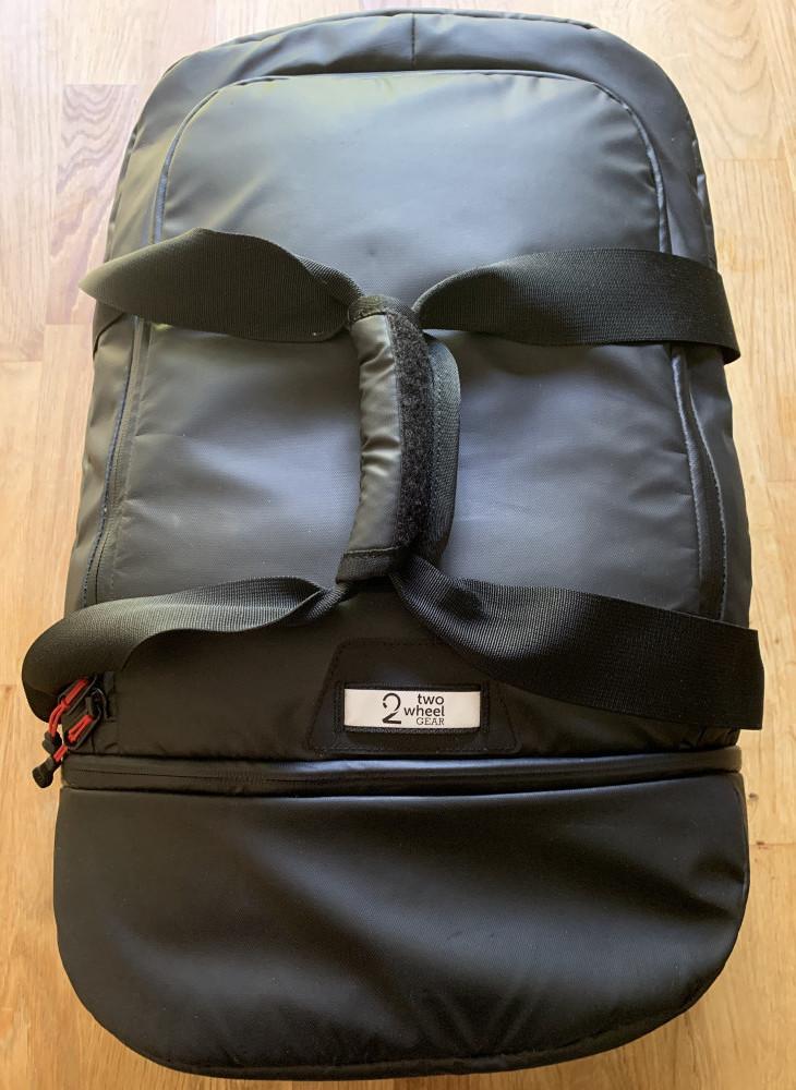 Two Wheel Gear Duffel Bag Review